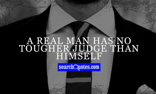 Real Man Faithful Quotes