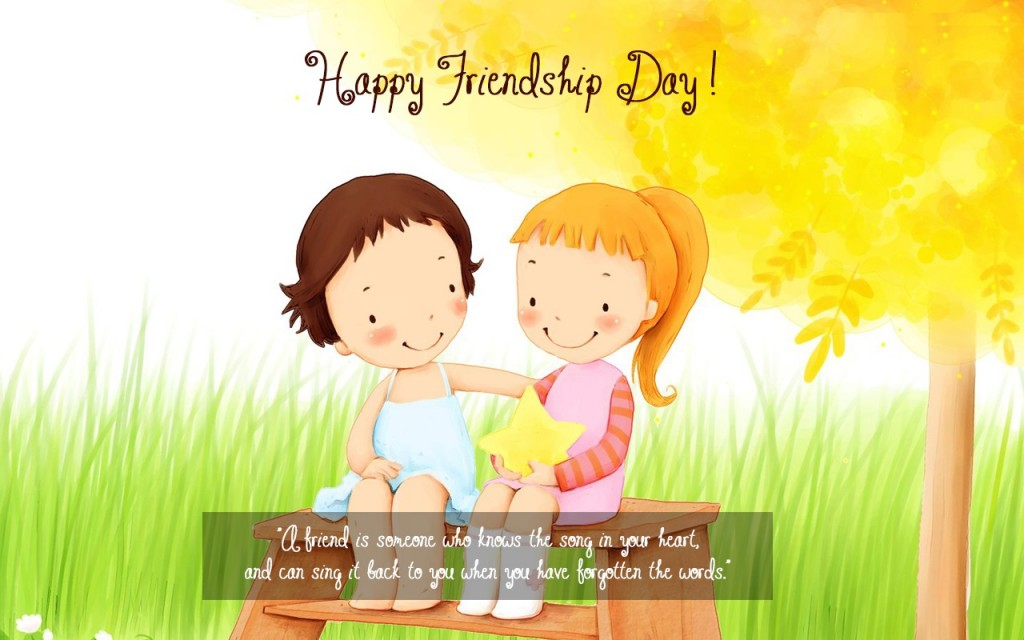Happy Friendship Day Sayings Messages