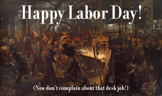 Funny Labor day Quotes