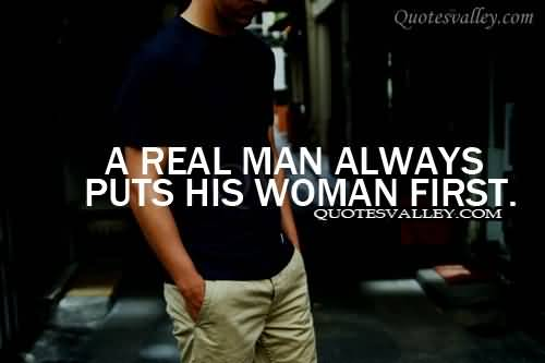 Real Man Quotes on Tumblr
