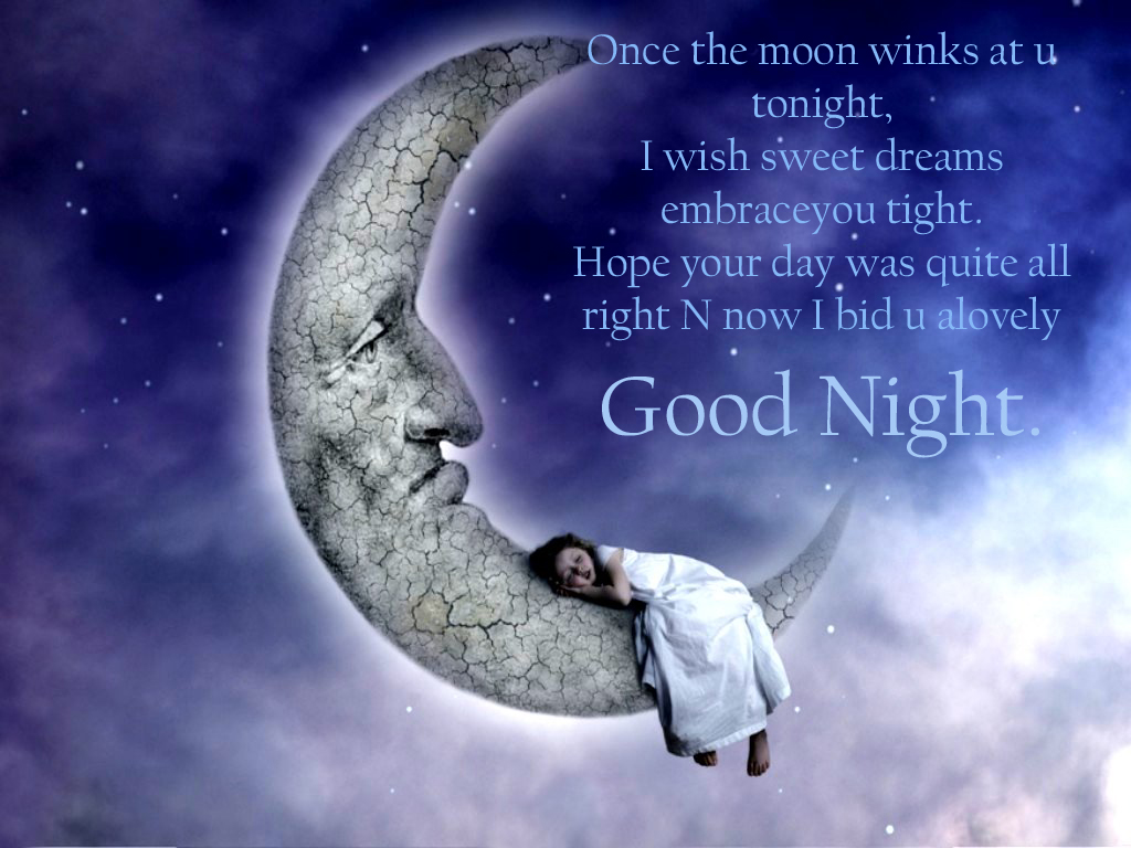 Good Night Quotes for Facebook