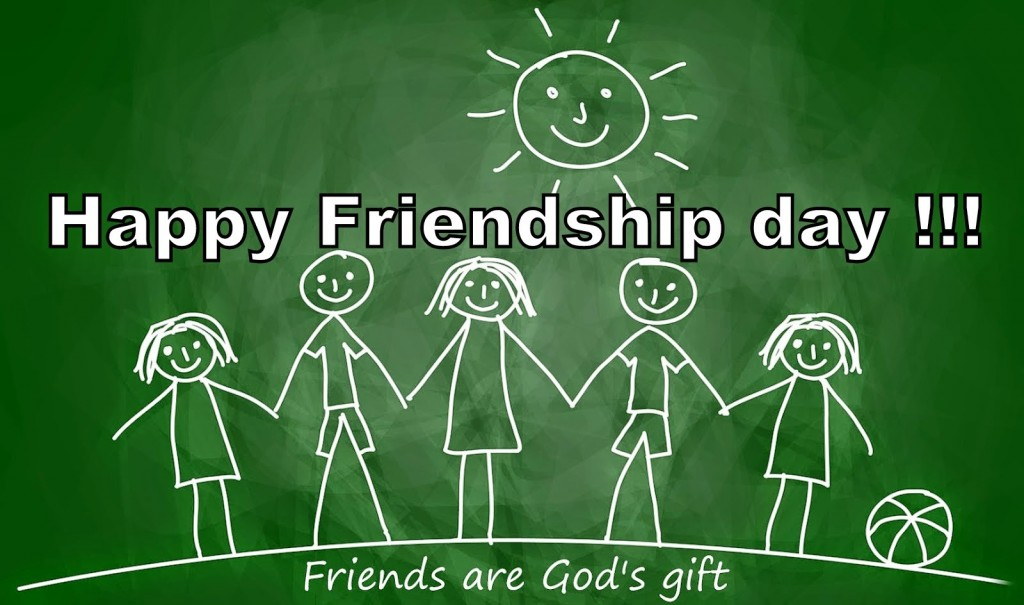 Happy Friendship Day Quotes Wallpapers