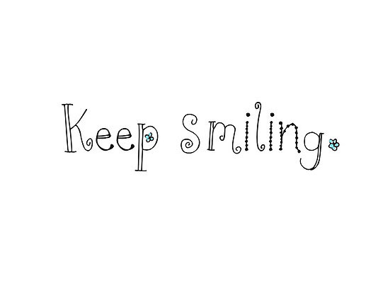 Smile Quotation