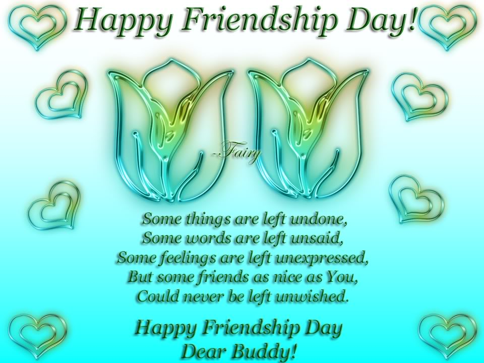 Friendship Day Quotation