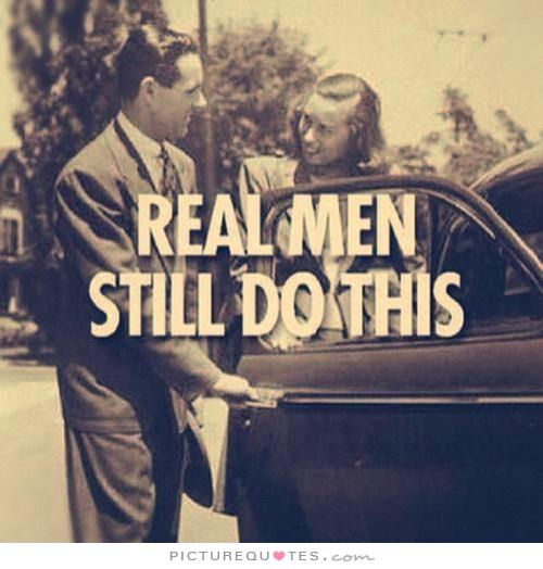 Quotes of Real Man
