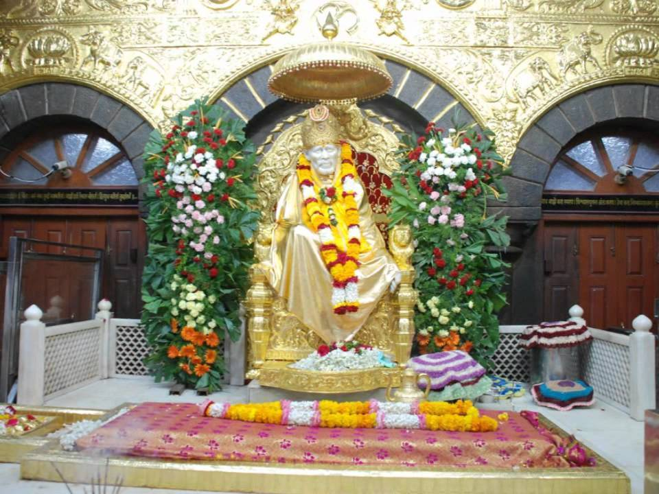 sai baba photo hd