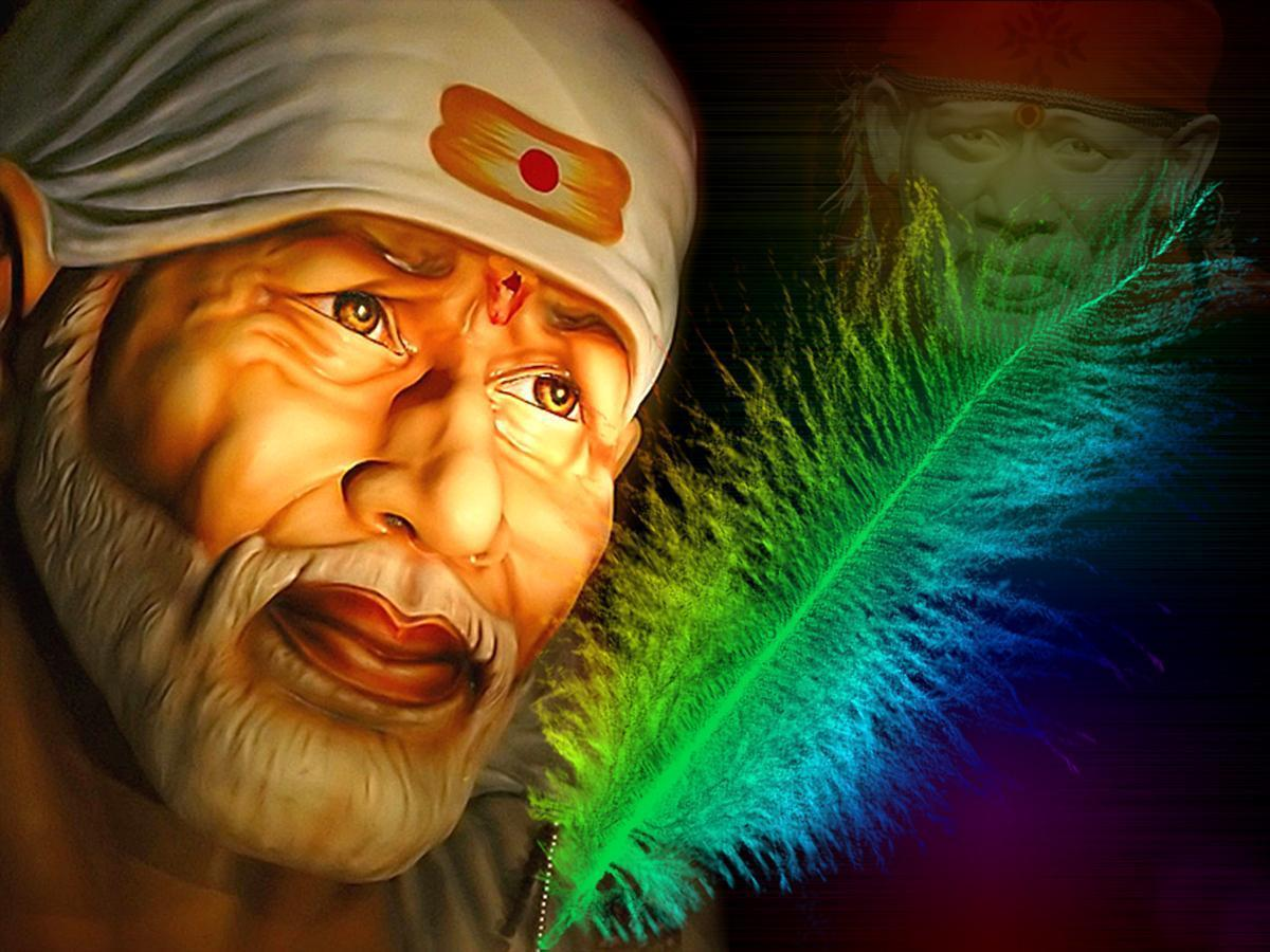 sai baba photos