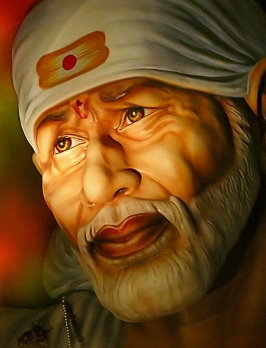 sai baba wallpaper hd