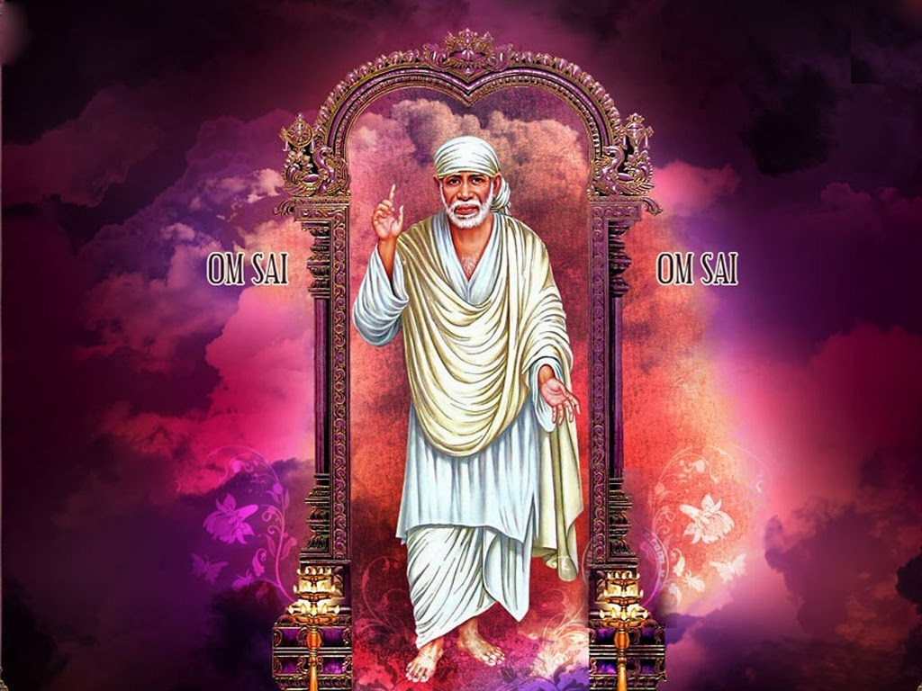 shirdi sai baba hd images