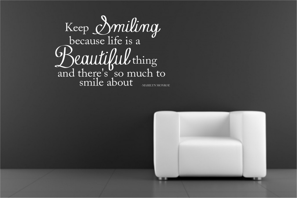 Smile Quotes which make your day