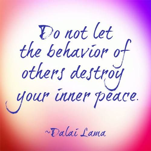 Quotes On Inner Peace