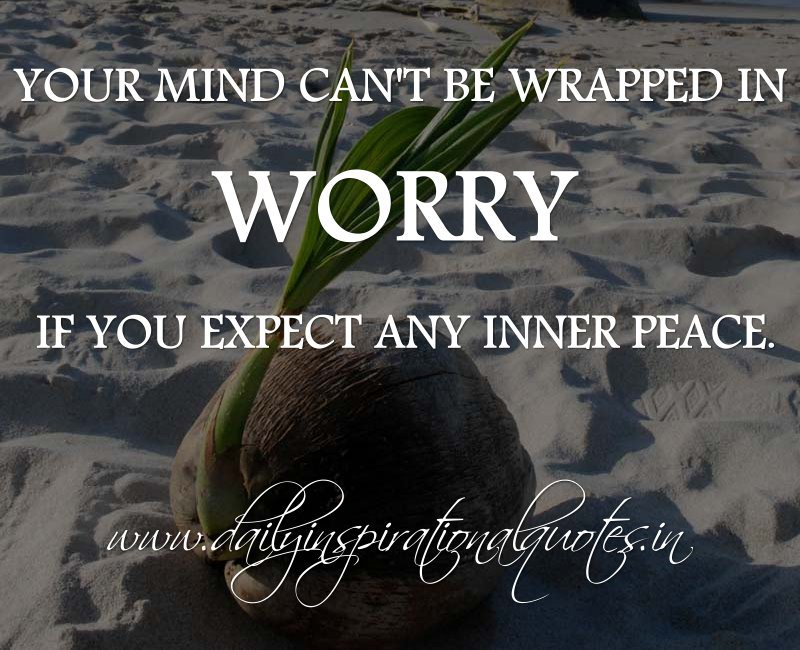 Inner Peace Quotes on Pinterest