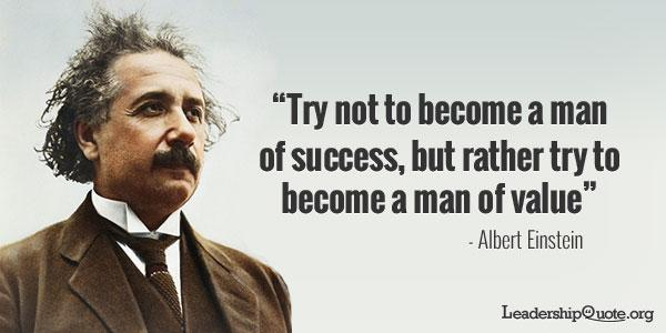 Value And Success