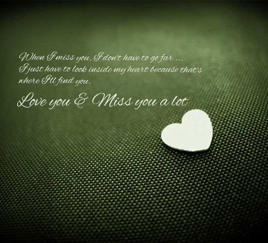 Emotional Missing You Quotes