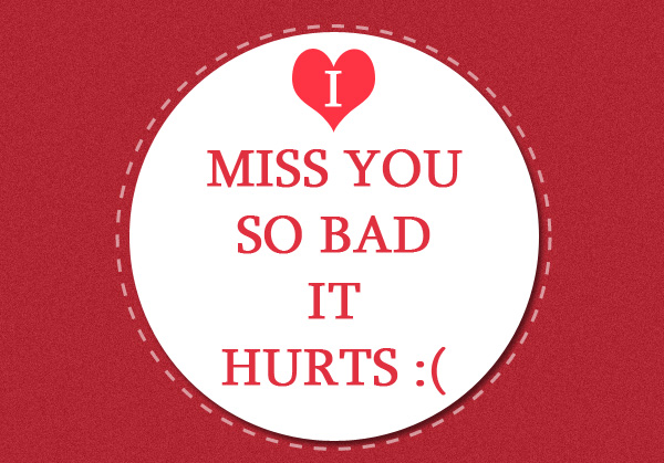 Sayings about Missing You