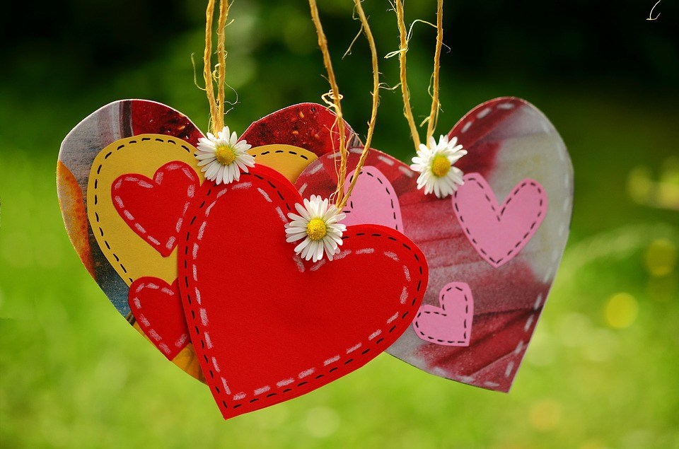 simple love images