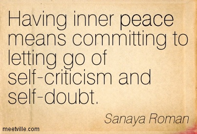 Best Quotes on Inner Peace