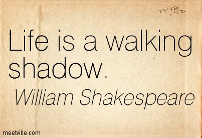 Shakespeare Quotes about Life