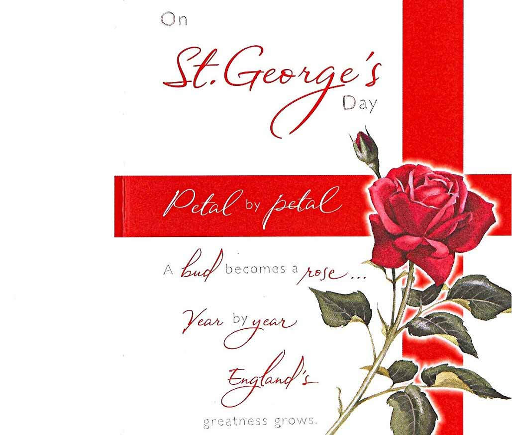St Georges Day Sayings