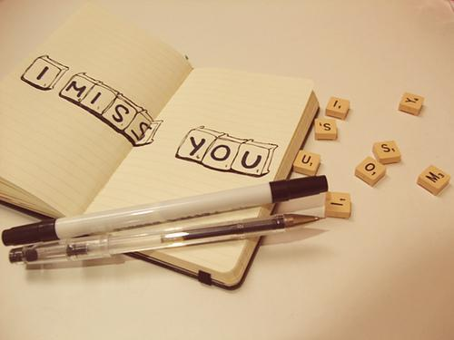 Famous Missing You Quotes