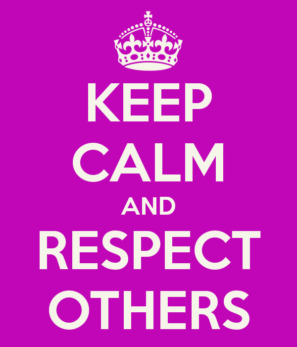 Quotes about Respecting Others