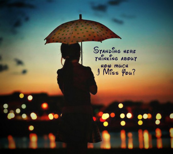Missing You One Liner Quotes