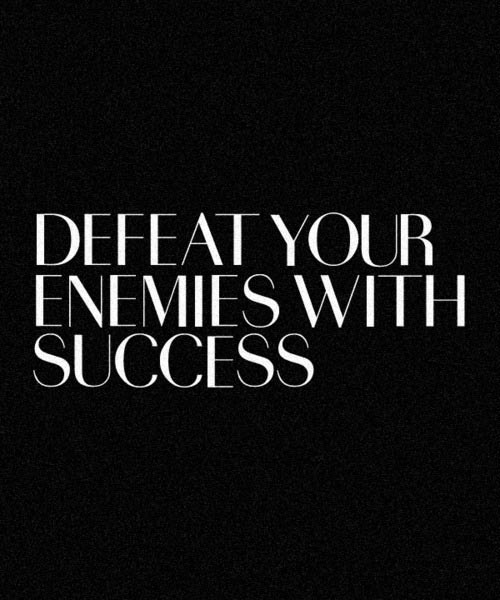 Fight For Success