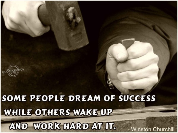 Dream And Work