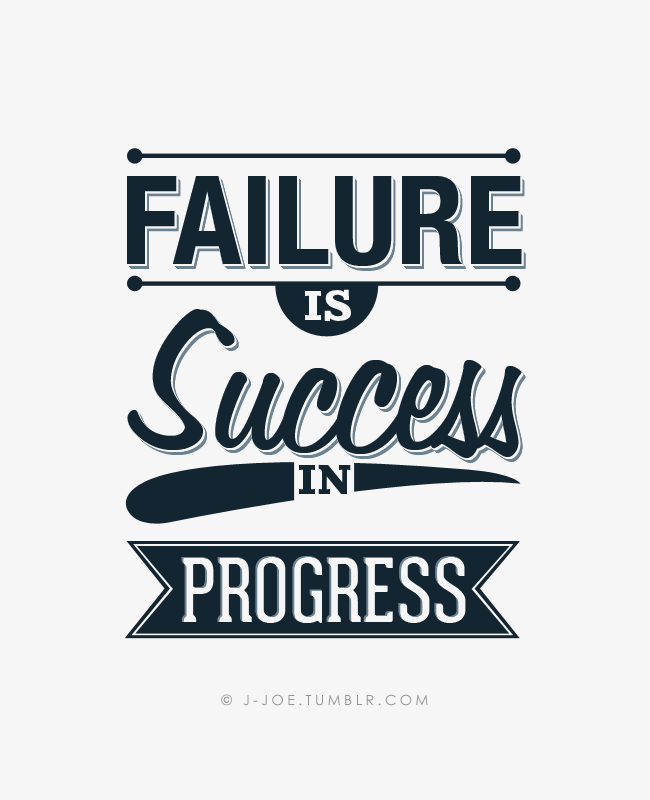 Quotes on Failure