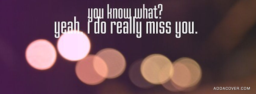 Missing You Quotes for Gf