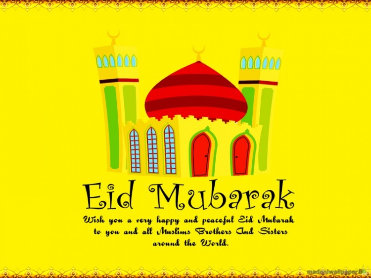 Happy Eid Sms Messages